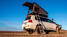 Eezi-Awn Stealth Hard Shell Rooftop Tent | Outside Online