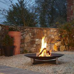 Image artepuro - Feuerstelle sunset#firepit#garden#gardenideas#outdoor#bakyard#outdoorIdeas