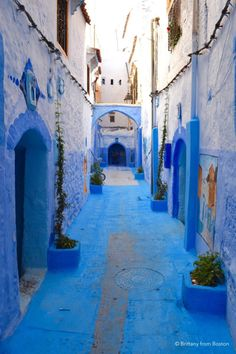 Chefchaouen Photo Diary: Morocco's Blue Town // Brittany from Boston