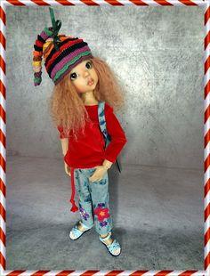 outfit for Kaye wiggs Msd BJD layla izzy laryssa by JazzyRagsFran, $52.00