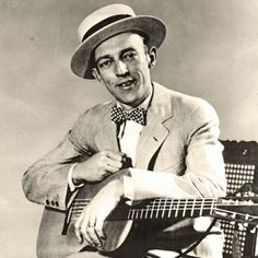 """The Blue Yodeler"", Jimmie Rodgers was born on this day in 1897 in Meridian MS"