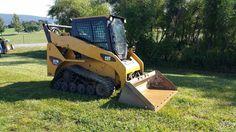 2011 Caterpillar 257B3 Compact Track Skid Loader Diesel Engine Hydraulic Machine