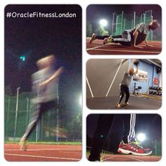 Just finished a workout at #PerivaleParkAthleticsTrack. #SprintTraining, #CoreTraining and #MedicineBall work. #oraclefitnesslondon #PersonalTraining #London #FitnessTraining  www.oraclefitnesslondon.co.uk