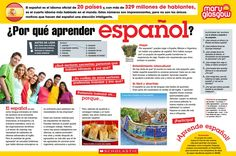 ¿Por qué aprender español ? By Mary Glasgow