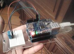 Picture of PART 1 - Send Arduino data to the Web ( PHP/ MySQL/ D3.js )