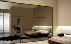 minimalist sliding wardrobe doors