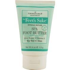For Feet's Sake Intense Repair Spa Foot Butter