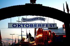 Willkommen zum Oktoberfest!