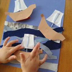 Christopher Columbus Day Crafts Ideas for Kids - Preschool and Kindergarten Art For Kids, Crafts For Kids, Arts And Crafts, Fall Crafts, Holiday Crafts, Thanksgiving Crafts, Learning Activities, Activities For Kids, History Activities