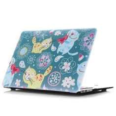 Fruits And Leaves Style Protective Hard Case Shell for MacBook 12 inch Air 11 13 inch Pro 13 15 inch Pro Retina 13 15 inch