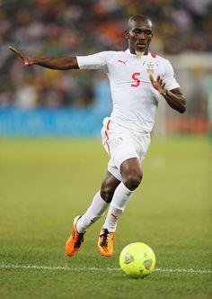 Mohamed Koffi Photos - Nigeria v Burkina Faso - 2013 Africa Cup of Nations Final - Zimbio