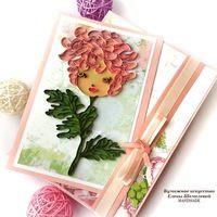 Товары Бумажное искусство (квиллинг, бумагопластика) – 8 товаров