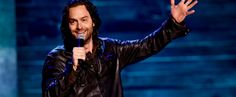 Comedian Chris D'Elia hates when his drunk friends order fast food (Exclusive preview)