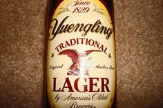 Wish I was in Pennsylvania today for a cold Yuengling!