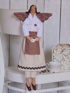 тильда кукла ♡