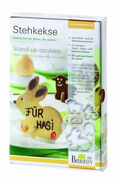 RBV Birkmann 160705 Pastry Cutters for Standing Easter Biscuits (German Product) >>> Hurry! Check out this great product : Cookware Sets