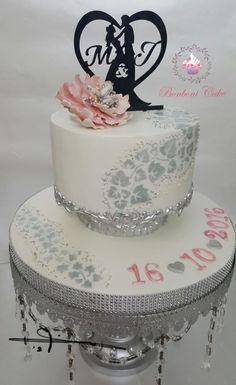 Pink rose - Cake by Bonboni Cake