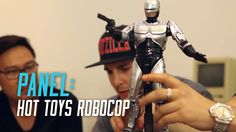 Panel: Hot toys 1/6 Scale Robocop Virtual Reality Videos, Captain America, Diecast, Scale, Superhero, Toys, Capitan America, Weighing Scale, Libra