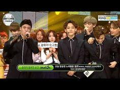 EXO Call me baby(콜미베이비) 1st win - YouTube  Whooooo~ YOHORAAAATTTT!!! CONGRATS EXO!!! WON 10, 000 VOTES!!!