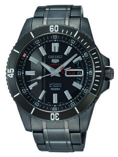 Seiko 5 Sports, SRP429K1. Seiko 5 Automatic, Automatic Watch, Seiko 5 Sports, Mens Essentials, Casio Watch, Watches For Men, My Style, 50th Anniversary, Accessories