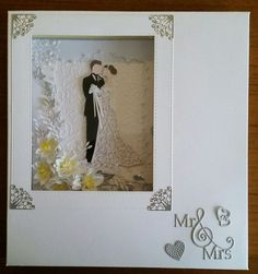 Wedding Card in the Box