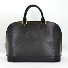 Louis Vuitton Alma PM Epi Leather Noir (can't link to the actual LV site)