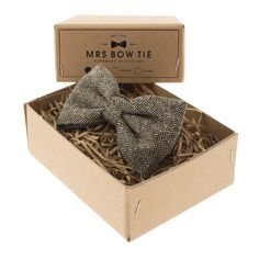 Country Tweed - Mrs Bow Tie