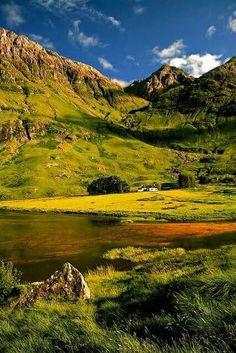 Beautiful Scotland!