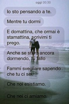 Italian Phrases, Italian Words, Cant Stop Loving You, Love You, Italian Love Quotes, Favorite Quotes, Best Quotes, Andrea Camilleri, Beautiful Words Of Love