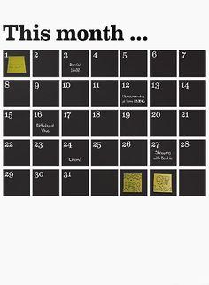 Nice Wall-Calendar!
