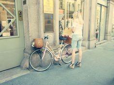 Street Style in Milan