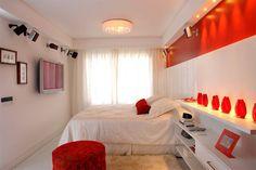 #quarto #bedroom #luminaria #luz #light #decor