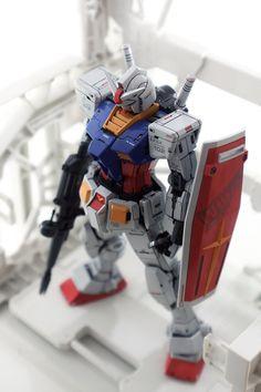 Cool Pictures, Cool Photos, Beautiful Pictures, War Machine Iron Man, Gundam Wallpapers, Gundam Custom Build, Gunpla Custom, Gundam Art, Custom Action Figures