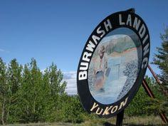 Burwash Landing, Yukon Territory Yukon Territory, Northern Exposure, Roads, Landing, Alaska, Places Ive Been, Scenery, Places To Visit, Canada