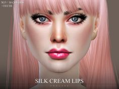Pralinesims' Silk Cream Lip Duo N15