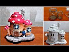 ❣DIY Fairy House Flower Using a Balloon❣ - YouTube