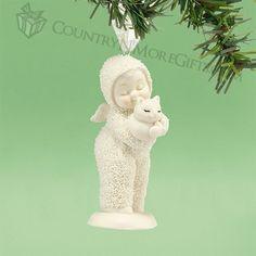 Kitten Carrier Ornament
