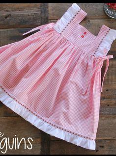Baby Girl Dress Design, Baby Boy Dress, Baby Girl Dress Patterns, Baby Clothes Patterns, Kids Frocks Design, Baby Frocks Designs, Kids Dress Wear, Toddler Girl Dresses, Homemade Baby Clothes