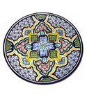 Talavera Platters - Decorative Pottery - Talavera Emporium