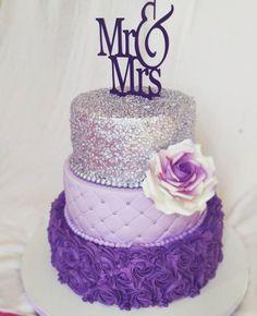 Violet dream <3 - Cake by Macinslatkisvet