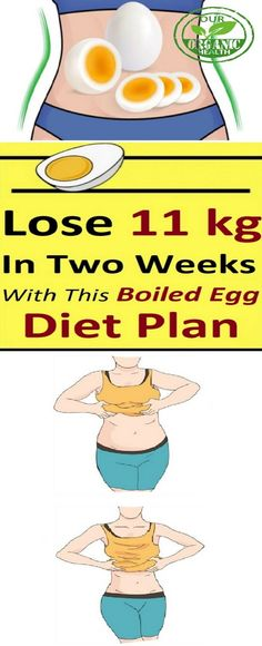 """In this article, we're going to present you a diet called """"The boiled egg diet""""! It can help you lose several pounds in only two weeks! How fascinating! Numerous people nowadays have weight problems and those problems can also lead to cardiovascular diseases, diabetes and some types of cancer."""
