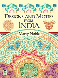 Incredibly rich treasury of more than 200 traditional designs, developed by Indian artists over thousands of years. Exquisite adaptations from authentic embroideries and fabrics, pottery, mosaics, illuminated manuscripts, and other sources.