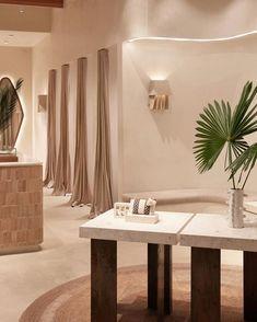 Retail Interior Design, Retail Store Design, Boutique Interior Design, Retail Stores, Boutique Store Design, Interior Shop, Beauty Salon Interior, Beauty Salon Design, Deco Spa