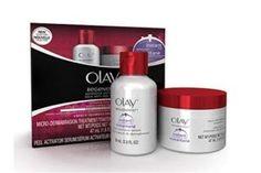 Olay Regenerist Instant Fix Exfoliate & Renew Treatment System, 1 Kit, Multi Chemical Peel At Home, Olay Regenerist, Beauty Must Haves, Cc Cream, Skin Brightening, Acne Scars, Skin Care, Kit, Moisturizers