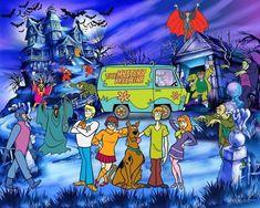 Pillowcase Fashion Pillow CoverCustom Scooby Doo Cartoon Design Home Decorative Pillow Case Cover 2030 Two Sides Print Cartoon Wallpaper, Wallpaper Pictures, Scooby Doo Images, Scooby Doo Pictures, Old Cartoons, Classic Cartoons, Hanna Barbera, Scooby Doo Mystery Inc, Real Monsters