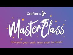 (191) 11th May: Master Class featuring Precious Memories collection - YouTube Simple Christmas Cards, Christmas Border, 3d Christmas, Spectrum Noir, Back To Basics, Youtube, Master Class, Craft Kits, Making Ideas