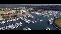 Piran e Portorož, costa eslovena Aerial Filming, Costa, City Photo, River, Videos, Outdoor, Outdoors, Outdoor Games, The Great Outdoors