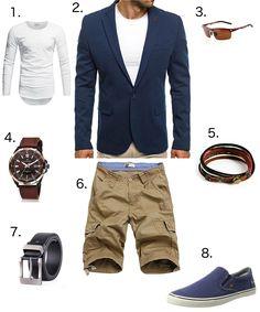 Dieses #Frühling #Outfit ist #perfekt für die #sommerlichen #Tage und als #leger und #Freizeit #Mode zu sehen. Es #besticht durch den #leger #sport #style und die #ausgewogenen #Accessoires.  1. http://amzn.to/2rIKkXx 2. http://amzn.to/2rVhML9 3. http://amzn.to/2rsdedX 4. http://amzn.to/2qSlhCa 5. http://amzn.to/2rVUXaa 6. http://amzn.to/2rrUL18 7. http://amzn.to/2rVgWxW 8. http://amzn.to/2rIHTEo
