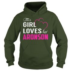 This Girl Loves Her ARONSON Name Shirts #gift #ideas #Popular #Everything #Videos #Shop #Animals #pets #Architecture #Art #Cars #motorcycles #Celebrities #DIY #crafts #Design #Education #Entertainment #Food #drink #Gardening #Geek #Hair #beauty #Health #fitness #History #Holidays #events #Home decor #Humor #Illustrations #posters #Kids #parenting #Men #Outdoors #Photography #Products #Quotes #Science #nature #Sports #Tattoos #Technology #Travel #Weddings #Women