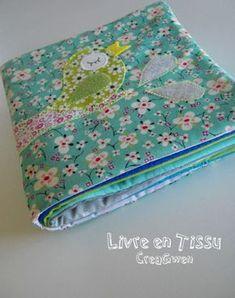 livre en tissu